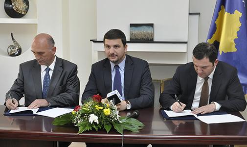MKRS-ja ndan 50 mijë euro për vitin 2014 për Komitetin Olimpik të