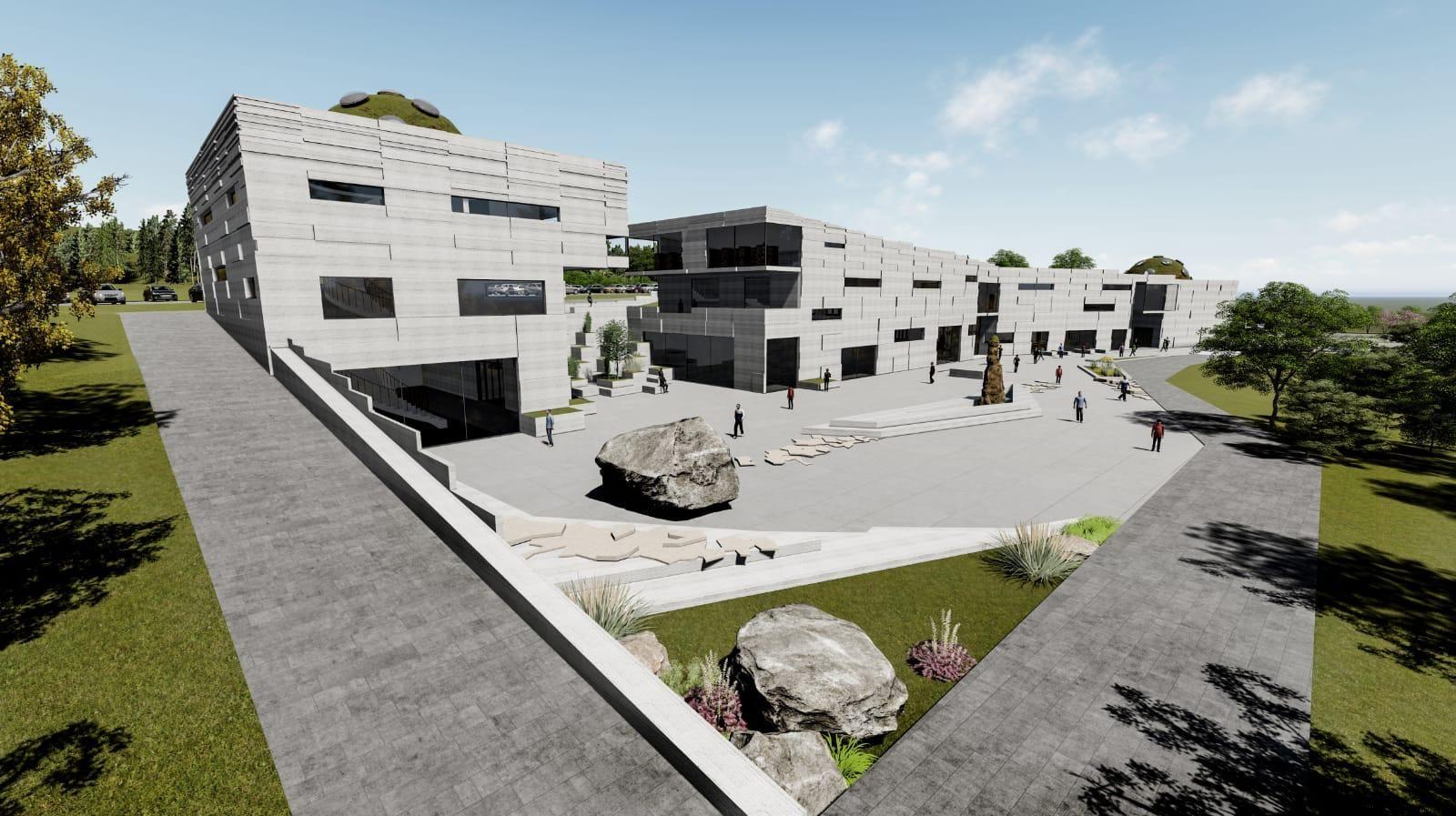Vendoset gurthemeli  për ndërtimin e Muzeut të Historisë së Natyrës